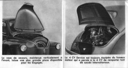 Renault 4CV Service (2)