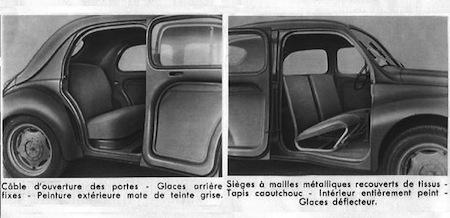 Renault 4CV Service (3)