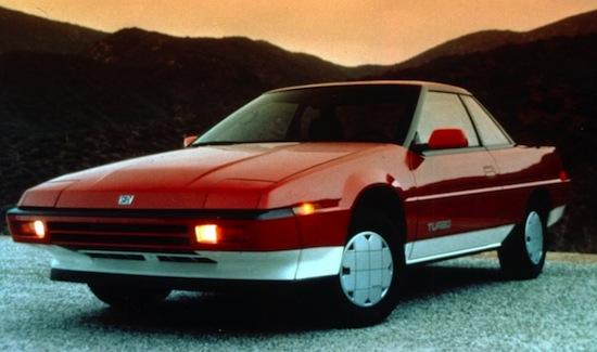 Subaru XT (4)
