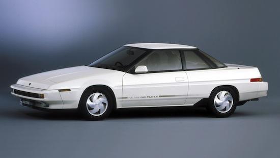 Subaru XT (5)