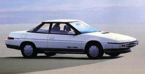 Subaru XT (6)
