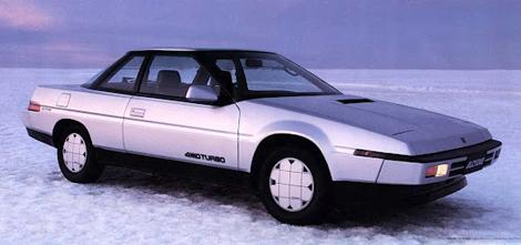 Subaru XT (8)