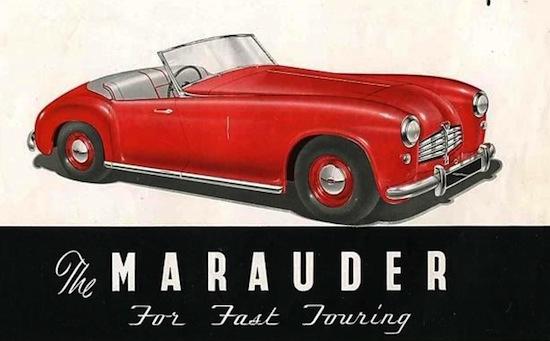 Marauder Car Company (A)