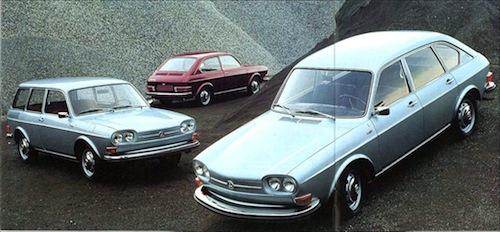 VW Type 4 1971