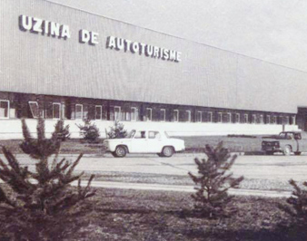 usine Dacia