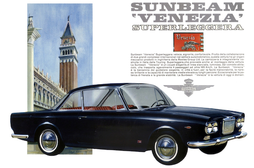 Sunbeam Venezia (2)