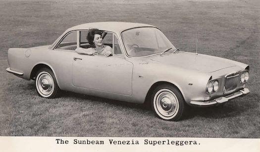 Sunbeam Venezia (3)