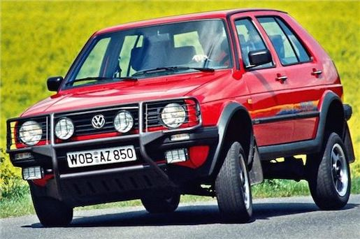 VW Golf Country (1)