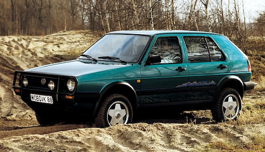 VW Golf Country (4)