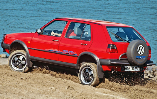 VW Golf Country (5)