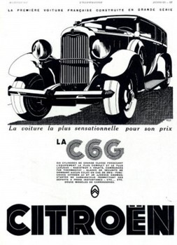 Citroën AC6 G