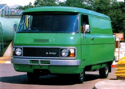 Dodge spacevan (1)
