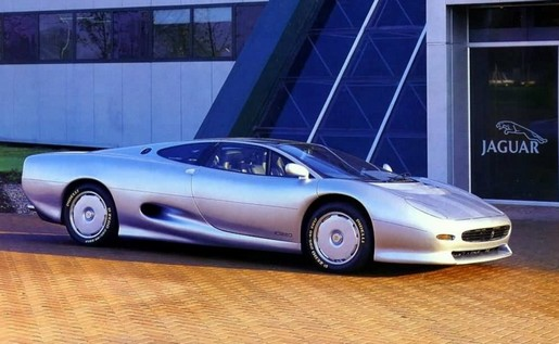 Jaguar XJ220 (1)