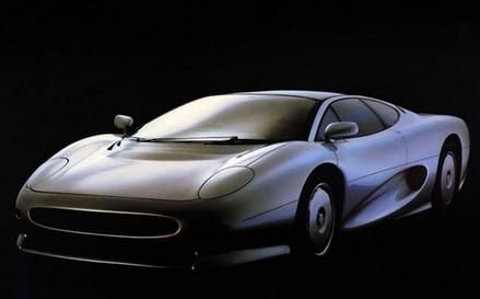Jaguar XJ220 Concept (1)