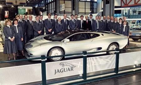 Jaguar XJ220 Concept (2)