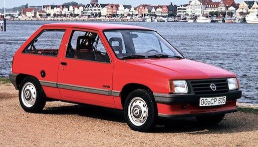 Opel Corsa A (1)