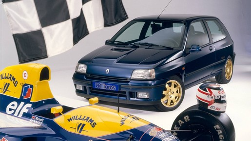 Renault Clio Williams (1)