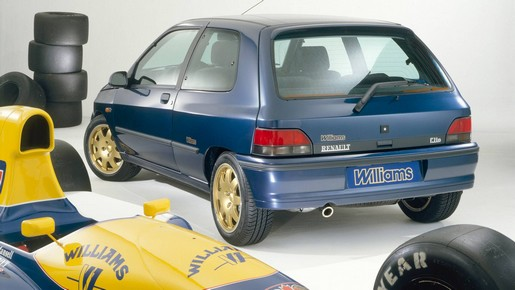 Renault Clio Williams (2)