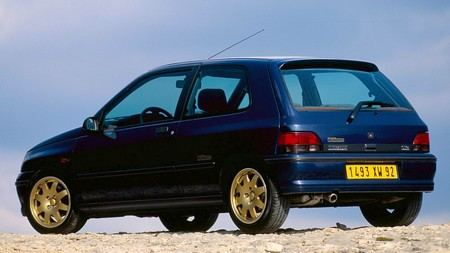 Renault Clio Williams (5)