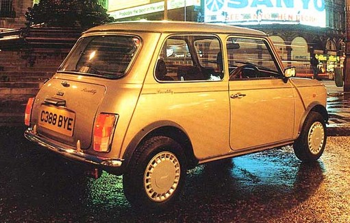 Austin Mini Piccadilly (1)