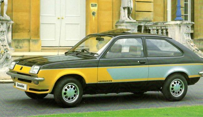Vauxhall Chevette Grenadier 51°