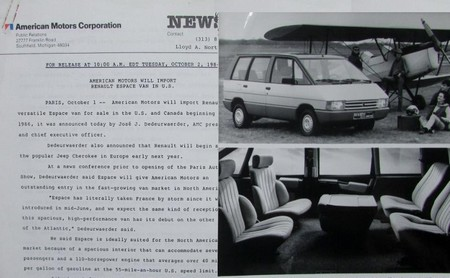 1984 oct - AMC communique