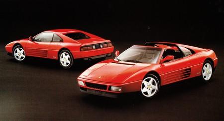 Ferrari 348 TB & TS