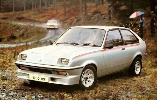 Vauxhall Chevette 2200 HS