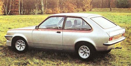 Vauxhall Chevette 2300 HS (a)