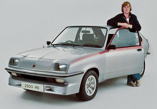 Vauxhall Chevette 2300 HS (b)
