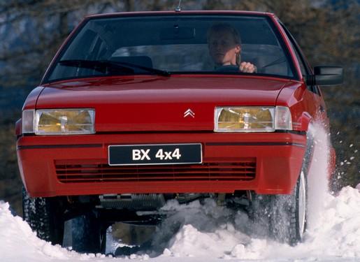 Citroën BX 4x4 (1)