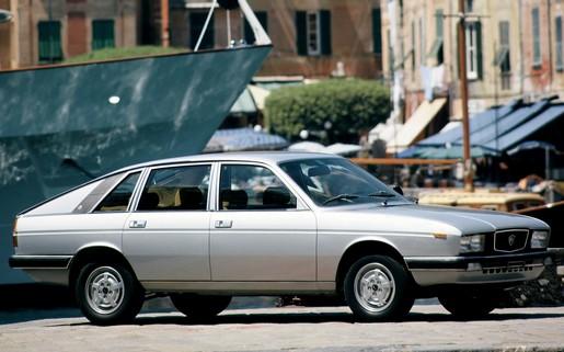 Lancia Gamma (3)