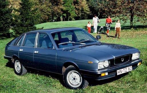 Lancia Gamma (4)