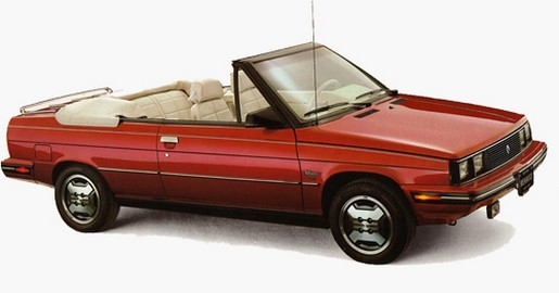 Renault Alliance Cabriolet (5)