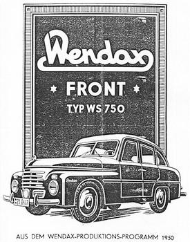 Wendax WS750