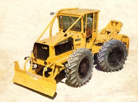 Brimont tracteur forestier