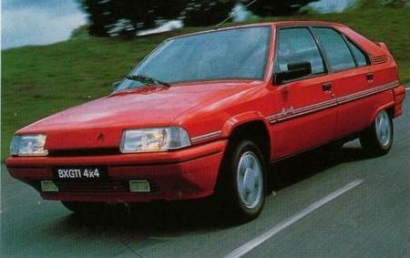 Citroen BX GTI 4x4 (1)