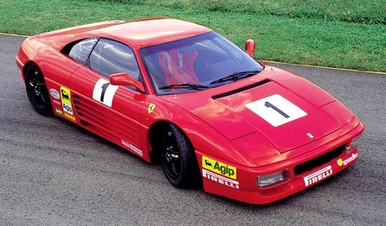 Ferrari 348 GT Competizione (3)