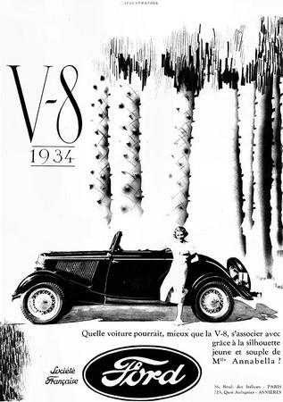 Ford SAF 1934