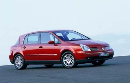 Renault Vel Satis rouge
