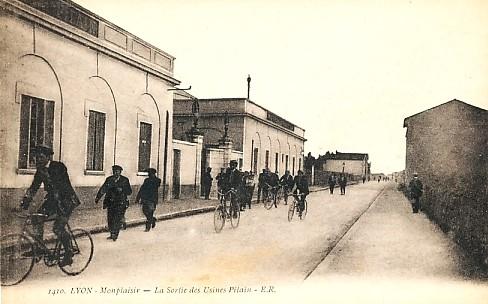 usines PILAIN