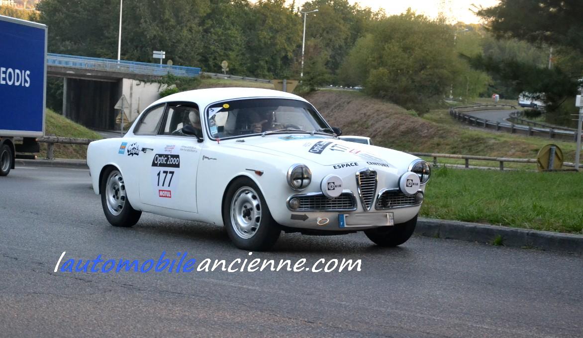 ALFA ROMEO Giulietta Sprint Veloce 1961 - Tour Auto 2020 (1)