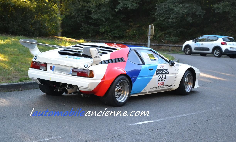 BMW M1 PROCAR - Tour Auto 2020 (1)