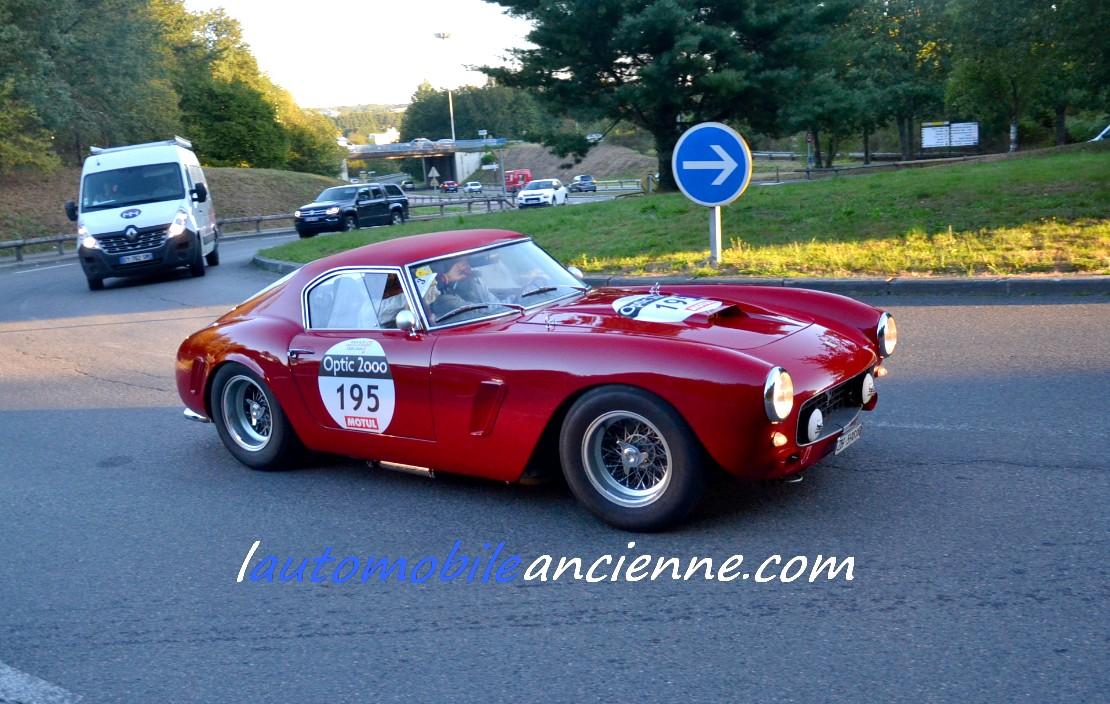 FERRARI 250 GT Berlinetta 1960 - Tour Auto 2020 (1)