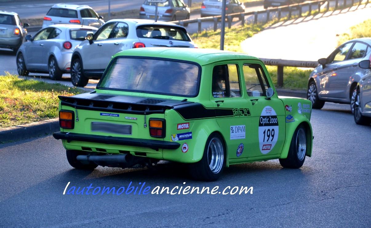 SIMCA 1000 Rallye 2 1976 - Tour Auto 2020 (1)