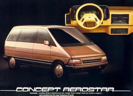 Ford Aerostar Concept