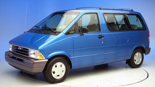 Ford Aerostar (a)