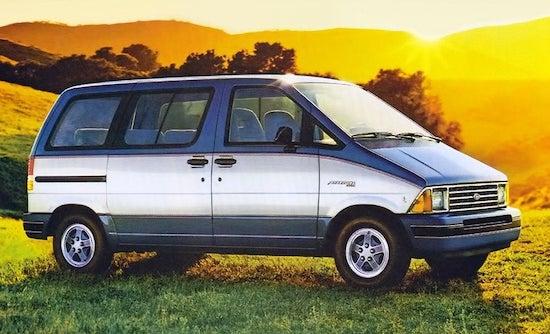 Ford Aerostar (b)