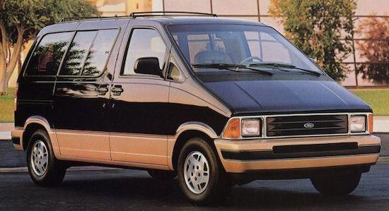 Ford Aerostar (d)