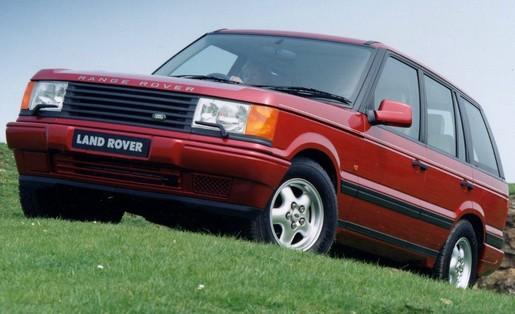 land rover Range Rover s2